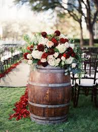 garden wedding ideas country wedding ideas 20 ways to use wine barrels