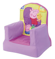 Blow Up Furniture by Amazon Com Peppa Pig Cosy Chair Childrens Furniture Kitchen