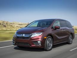 nissan minivan 2018 the 2018 honda odyssey is the best family car in the world