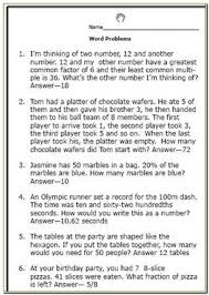 25 images of 6th grade common core math math education for our