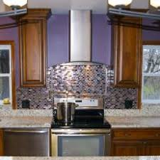 purple kitchen backsplash purple kitchen photos hgtv