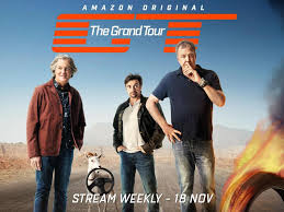 when does the grand tour series two start on prime
