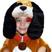 totally ghoul plush hound dog jumper toddler halloween costume