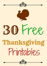 happy thanksgiving signs 30 free thanksgiving printables thesuburbanmom