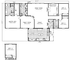 ranchero floor plan factory expo home centers