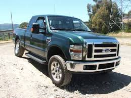 ford f250 2008 hype delivers 2008 ford f 250 duty diesel review road com
