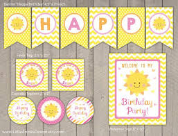 You Are My Sunshine Decorations 58 Best You Are My Sunshine Birthday Party Ideas Images On
