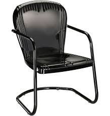 Black Iron Outdoor Furniture by 25 Best Metal Outdoor Chairs Ideas On Pinterest Rustic Outdoor