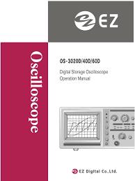 lg goldstar ez digital os 3020 os 3040 os 3060 manual computer