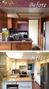 Painting Kitchen Cabinets Before And After by 120 Painted Cabinet Makeover Using Sherwin Williams White Duck
