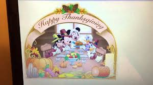 mickey mouse clubhouse thanksgiving special happy thanks a bunch