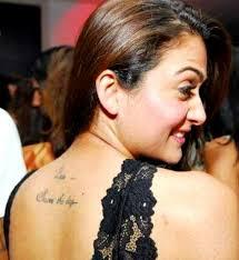 tattoos on bollywood celebrities ye kya chutiyapa hai