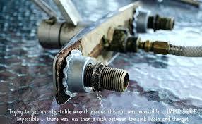 removing a kitchen faucet replace kitchen faucet buskmovie com