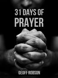 Live Prayer Chat Room by 31 Days Of Prayer Every Thought Captive