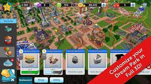 mod apk android rollercoaster tycoon touch mod apk 1 12 3 unlimited money
