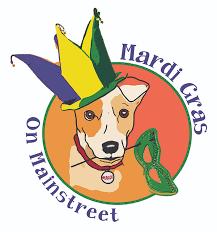 mardi gras dog dog parade deland mardi gras on mainstreet
