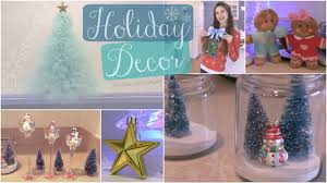 diy holiday room decorations winter home decor tulle