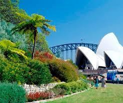 Botanic Garden Sydney Royal Botanic Gardens Sydney