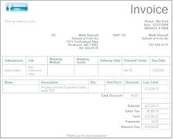 microsoft office invoice template office invoice template document