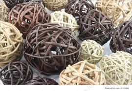 potpourri photograph of wooden potpourri balls