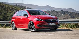 peugeot 308 2016 2016 peugeot 308 gti pricing and specifications 44 990 hatch