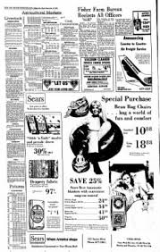 Abilene Reporter News From Abilene Texas On March 10 1955 by Abilene Reporter News From Abilene Texas On October 27 1976
