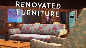 renovated furniture fallout 4 mod cheat fo4