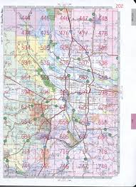 Map Portland by Portland Area Road And Highway Map