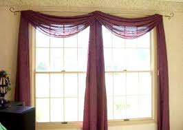 Bathroom Window Valance Ideas Best 25 Swag Curtains Ideas On Pinterest Nautical New Kitchens