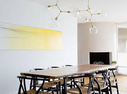 contemporary chandeliers for dining room contemporary dining room
