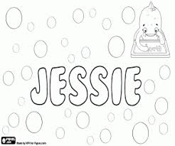 names coloring pages printable games