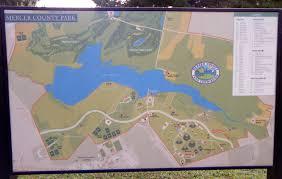 mercer map mercer county park map the mercer county 9 11 memorial wil flickr