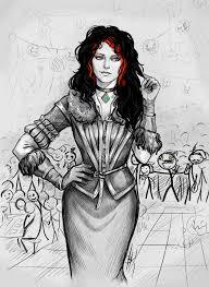triss u0027 halloween costume by nastya kulakovskaya witcher