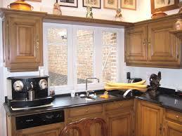 meuble cuisine en chene meuble bas cuisine chene rustique