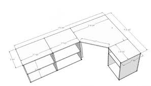 Desk Plans Woodworking Building A Corner Desk Doityourself Com Community Forums