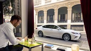 lexus es300h performance video 2016 lexus es300h review autonation drive