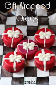 chocolate covered oreo cookie molds and boxes chocolate covered oreo presents pint sized baker