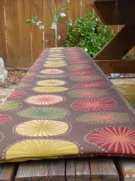 picnic table seat covers picture of picnic table bench covers generation sue picnic bench