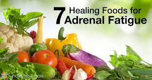 adrenal fatigue diet plan 7 healing foods for adrenal fatigue