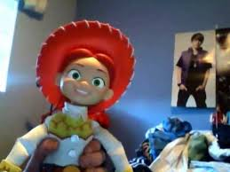 toy story 2 review talking jesse yodeling cowgirl
