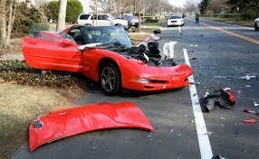 corvette mods c5 c5 corvette destroyed in island crash corvette