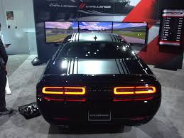 2015 dodge challenger lights 2015 dodge challenger and 2015 dodge charger make new york debuts