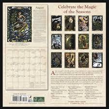 llewellyn u0027s 2017 witches u0027 calendar barbara ardinger elizabeth