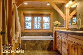 A Frame Style Homes by Golden Eagle Log Homes Exposed Beam Timber Frame Construction