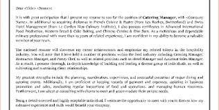 resume cover letter for hospitality industry mediafoxstudio com