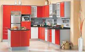 Indian Kitchen Furniture Designs Color Idea For Indian Kitchen Home Combo