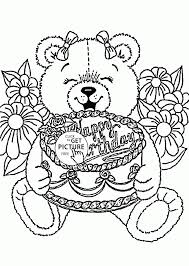 animal alphabet coloring pages purple care bear coloring