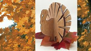 thanksgiving turkey scroll saw woodworking crafts