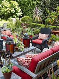 Diy Patio Cushions Patio Design Tips Better Homes And Gardens Bhg Com