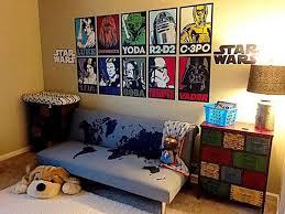 star wars living room cinema movie theater kids lucas theme cool photomural film star